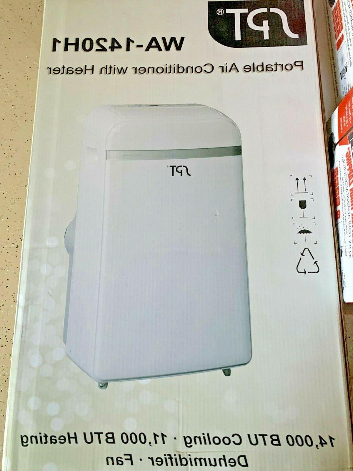 Spt - 12,000 Btu Portable Air Conditioner And 11,000 Btu Hea