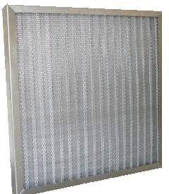 16x25x1 Washable Permanent A/C Furnace Air Filter. Low Air R