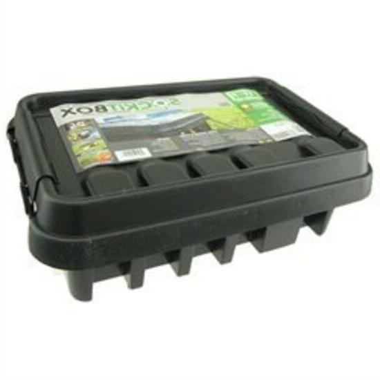 Weatherproof Electrical Box Outdoor Portable Power Plug Stri