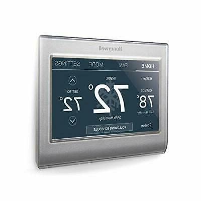 Honeywell Wi-Fi Smart Color Thermostat, 7 Day Programmable,T