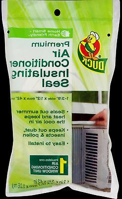 window air conditioner ac insulating