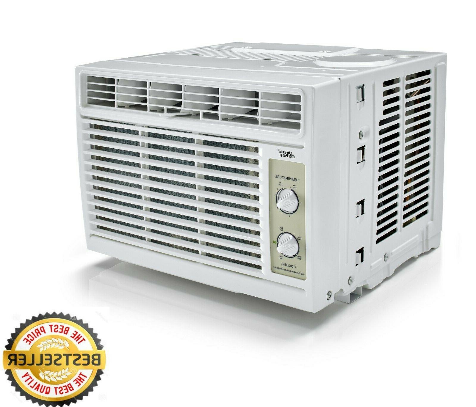 Window Air Conditioner Ac Unit Quiet Energy Efficient