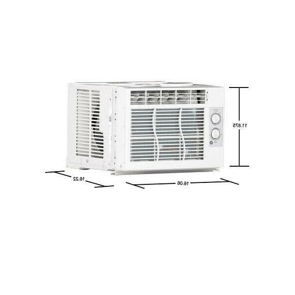 Window Room Adjustable Air Flow 5000 BTU 115 Volt Energy Saver