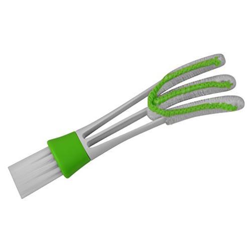 Evelots Duster Cleaner-Brush-Microfiber Wash
