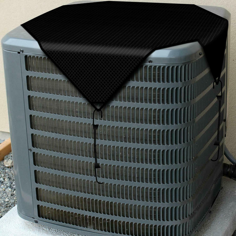 winter premium sturdy air conditioner mesh cover