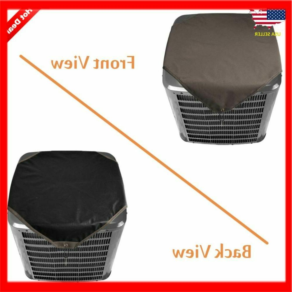Winter Top Cover For Unit PING BROWN 32 X