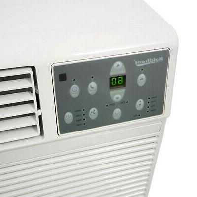 Koldfront WTC12001W 208/230V Air Conditioner with