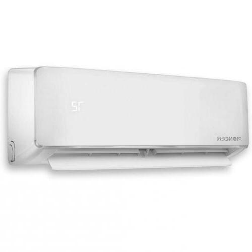 PIONEER Ductless Wall Split System