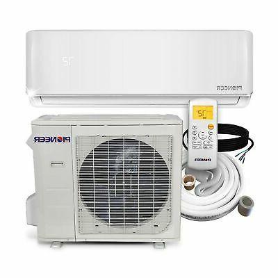 minisplit heatpump 24000 btu 208 230 v