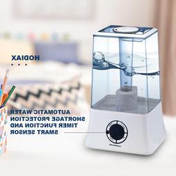 LCD Display 4.5L Large Room Ultrasonic Humidifier Cool Mist