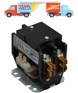 Lennox Armstrong Ducane Condenser Contactor Relay 2 Pole 30