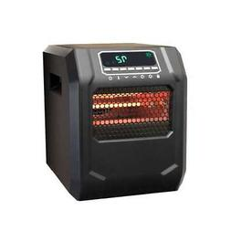 Lifesmart 4-Element Quartz Infrared Portable Electric Space