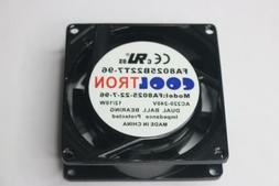 Lot of 51 - 220V / 230V / 240V AC Cooling Fan. 80mm x 25mm H