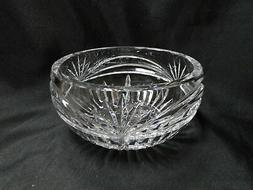 Marquis by Waterford Calais, Vertical & Fan Cuts: Round Bowl