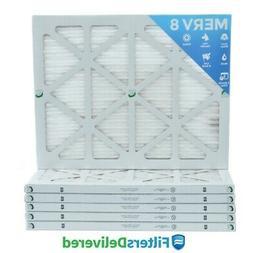 "18x20x2 MERV 8 AC Furnace 2"" Inch Air Filter - 4 PACK"