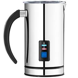 Chef's Star MF-2 Premier Automatic Milk Frother, Heater and