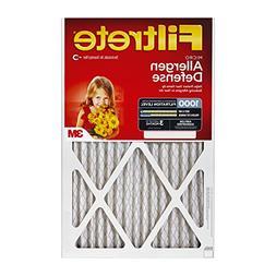 Filtrete 12x20x1, AC Furnace Air Filter, MPR 1000, Micro All