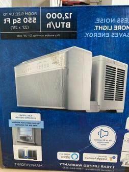 Midea U Inverter Window Air Conditioner 8,000BTU, U-Shaped A