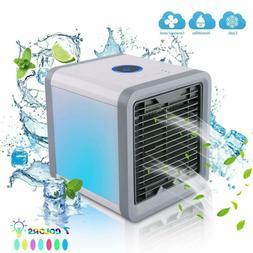 Mini Air Cooler Portable Air Conditioner Cube Fan Evaporativ