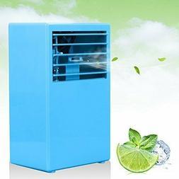 LOHOME Desktop Misting Fan - Personer Cooler Fan, Quiet Spra