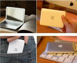 Mini Macbook Air Style Portable Mirror Apple Notebook Creati