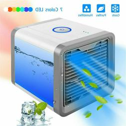 Mini Portable AC Air Conditioner Personal Unit Cooling Fan H