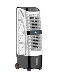 SL&LFJ Mini portable air-conditioning fan,4 caster wheels re
