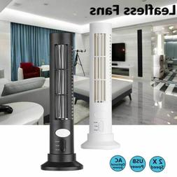 Mini Portable USB Cooling Air Conditioner Purifier Tower Bla