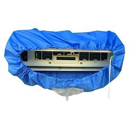 MINI SPLIT A/C UNIT CLEANING COVER,SIZE 9000-12000 AND 18000