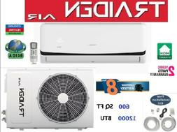 Mini Split AC System Ductless 12000 BTU  ONLY COLD 110V With