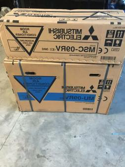 Mitsubishi Mini Split Room Air Conditioner