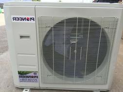 Pioneer Minisplit 30,000 BTU  Mini Split Air Conditioner