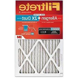 Filtrete 20x25x1, AC Furnace Air Filter, MPR 1000D, Micro Al