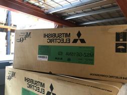 Mitsubishi Mr Slim  MSZ-GE15NA Heat Pump Indoor Wall Unit On