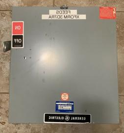 General Electric AC464RG GE Armor-Clad Fusible Busway  Bus P