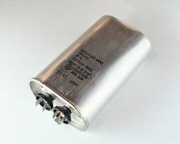 2x GE 6uF 660VAC Motor Run Capacitor 6mf