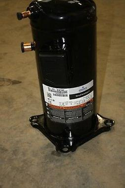 New 5 Ton Copeland Scroll Compressor ZR57KCE-TF5-230  208/23
