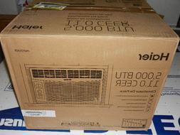 new Haier HWF05XCR 5000 BTU Window / Wall room Air Condition