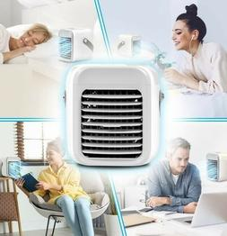 Portable Air Conditioner Personal Mini Air Cooler Fan Humid