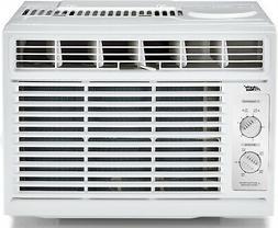 New Quality 5,000 BTU 115V Mechanical Window Air Conditioner