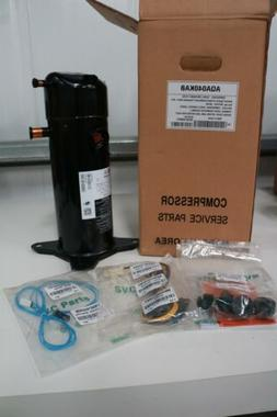 New LG Scroll Compressor AQA040KAB HVAC R410A