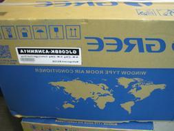 NEW GREE WINDOW AIR CONDITIONER 6000 BTU - MODEL# GJC06BK-A3