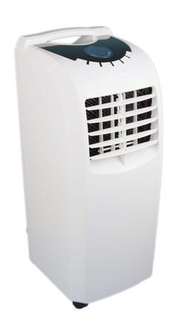 Global Air NPA1-10C 10000 BTU Portable Air Conditioner, Medi
