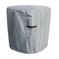 Outdoor  Air Conditioner Cover Round Heavy Duty 100% Waterpr