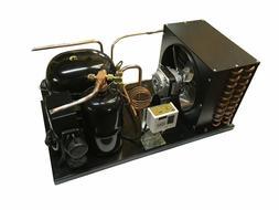 Outdoor Condensing Unit  1 HP, High Temp, R404A, 220V