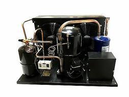 Outdoor QT AVA2512ZXT Condensing Unit 3 HP, Low Temp, R404A,