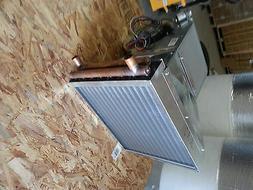 Outdoor Wood Furnace Boiler HEAT EXCHANGER W/Blower 269,000