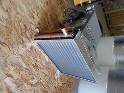 Outdoor Wood Furnace Boiler HEAT EXCHANGER W/Blower/129000BT