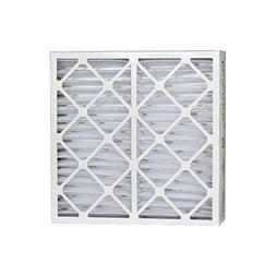 Eco-Aire P25S.043030 MERV 13 Pleated Air Filter, 30 x 30 x 4