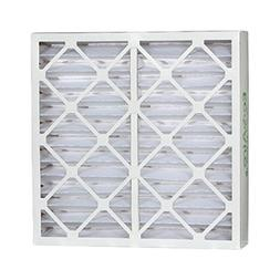 """Eco-Aire P80S.043030 MERV 8 Pleated Air Filter, 30 x 30 x 4"""""""
